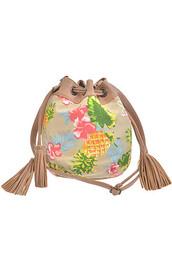 bag,print tassel purse,leather purse bag,purse bag,bucket bag