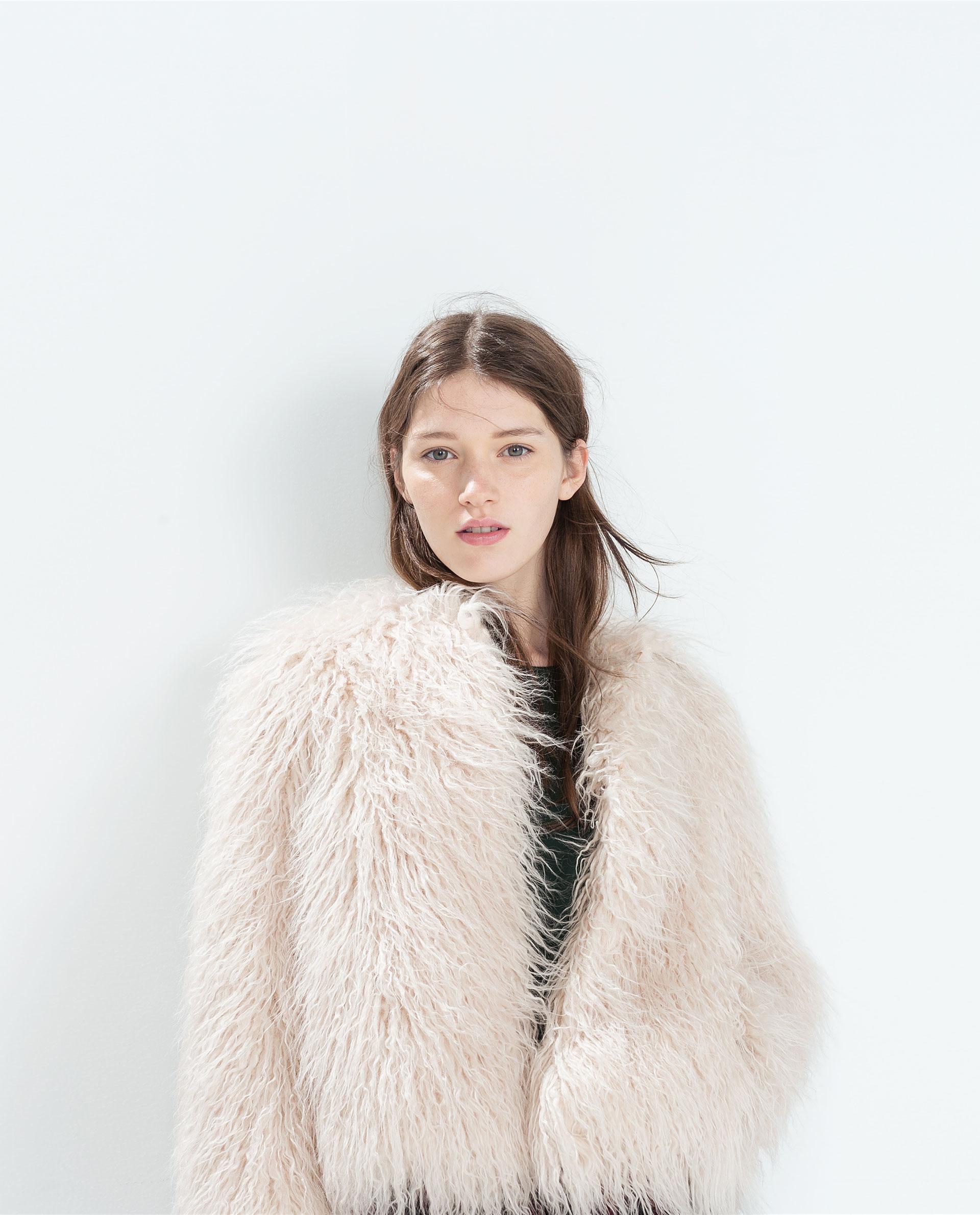 Manteau zara femme trafaluc