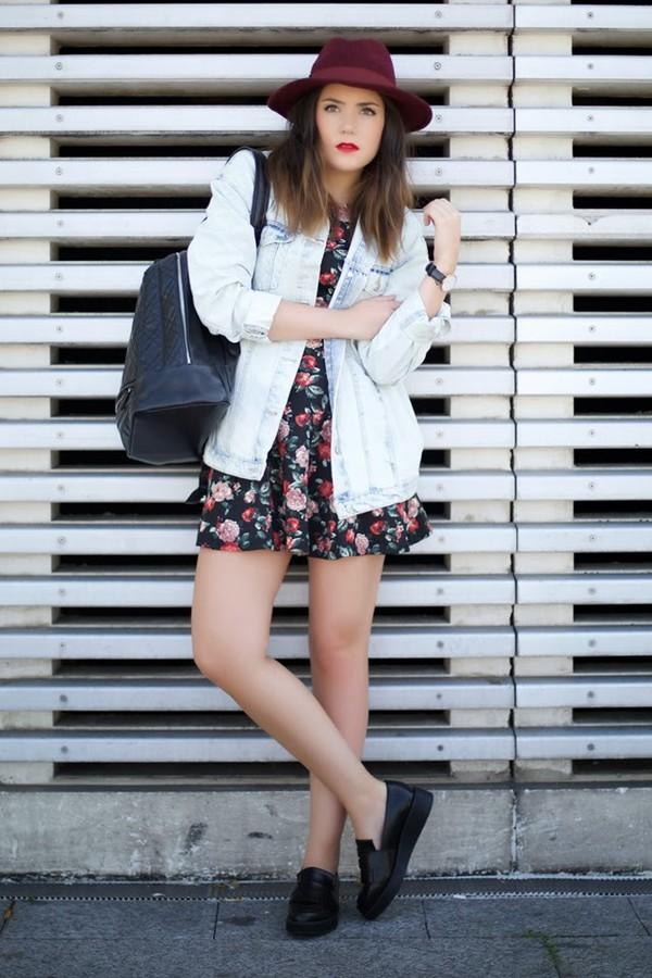 si las calles hablasen blogger jacket