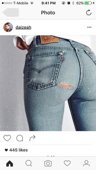 levi's jeans skinny jeans