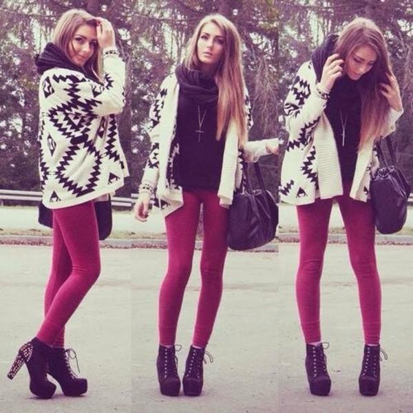 blouse jeans shoes dress sweater jacket cardigan