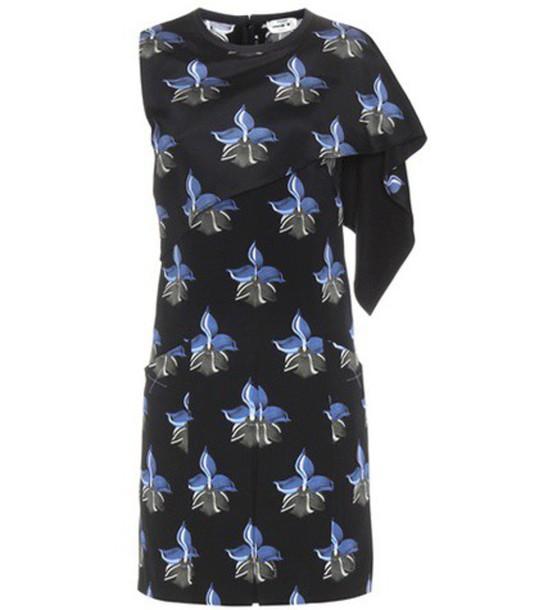 Fendi dress silk dress silk black