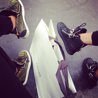 shoes leather black shoes green black sneakers black shoes high high top sneakers