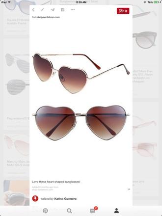 sunglasses heart heart sunglasses