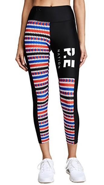P.E Nation leggings print pants