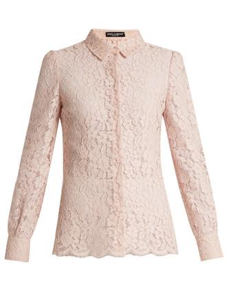 shirt lace shirt lace light pink light pink top