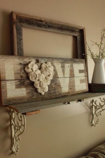 home accessory home decor love classy romantic wall decor