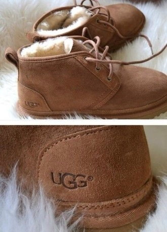 ugg boots booties shoes laced