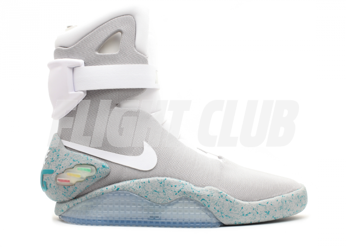 "air mag ""back to the future""  