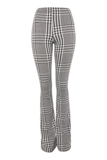 monochrome pants