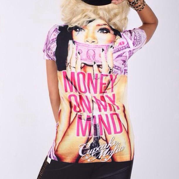 top money on my mind top