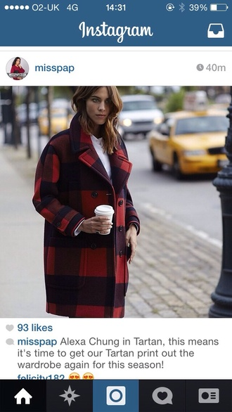alexa chung winter coat