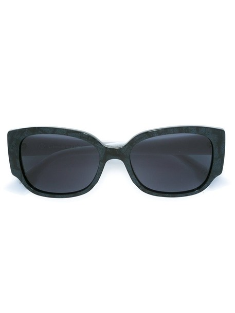 Dior Eyewear glitter women sunglasses blue