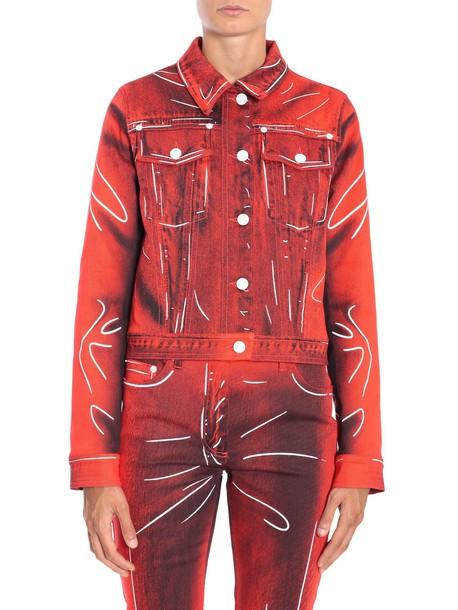 jacket printed jacket