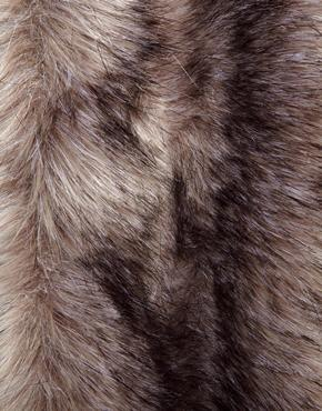 ASOS | ASOS Faux Fur Snood at ASOS