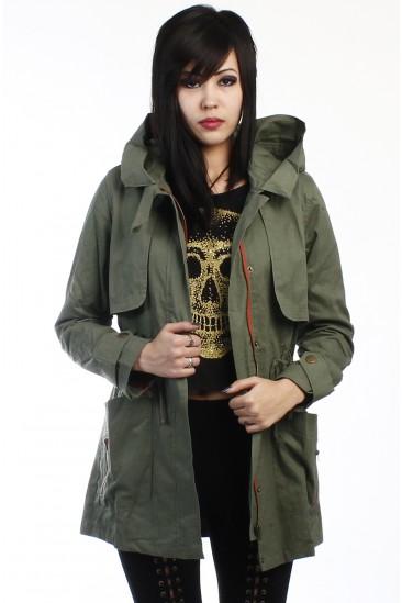 LoveMelrose.com From Harry & Molly | military jacket
