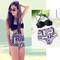 Retro geometric high-waisted bikini – dream closet couture