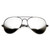Premium Military Classic Mirrored Lens Metal Aviator Sunglasses 1375
