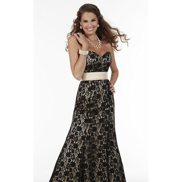 dress open back dresses dresses evening lace dress bonny rebecca