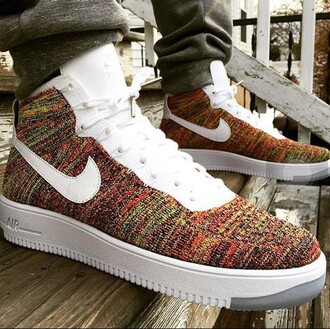 shoes africa african american nike high tops high top nike air force rare nike sneakers colorful shoe print shoe gift ideas pattern african print nike shoes nike air forces custom shoes colorful print african pattern