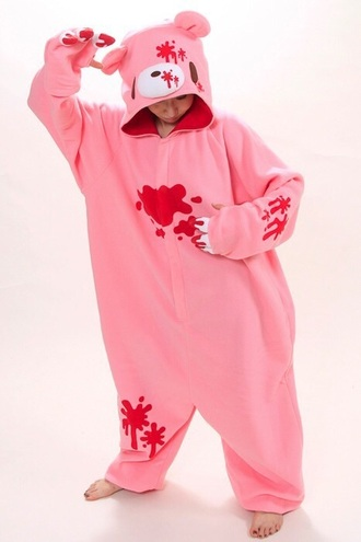 pajamas kawaii style dope