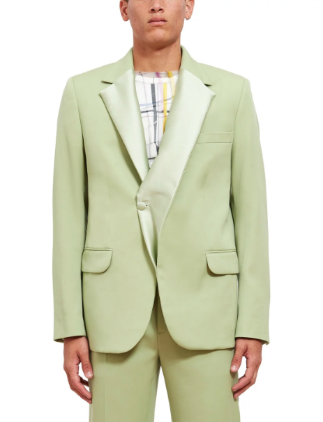 Y/Project DOUBLE LAPEL TUXEDO JACKET