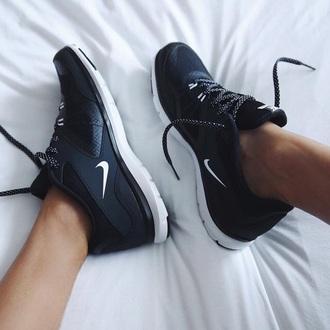 shoes black nike nike black sneakers sneakers