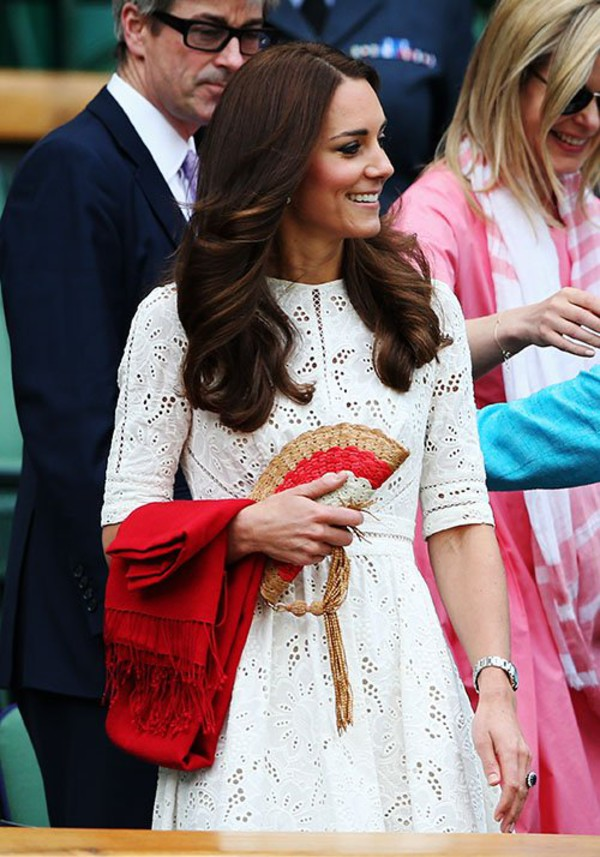 kate middleton dress scarf clutch
