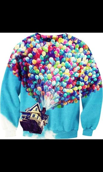 sweater up disney movie