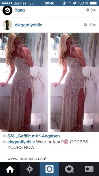 dress prom dress sequin prom dress long prom dress sequins