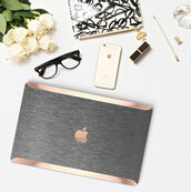 home accessory,cliqueshops,apple,unisex,gift ideas,mothers day gift idea,laptop bag,computer accessory,computer case,gold,grey,technology,iphone