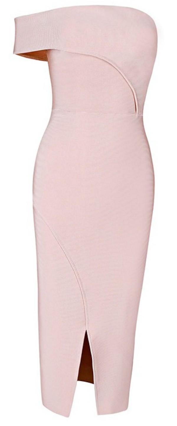 9df392661c92 dress, dream it wear it, dress, pink, pink dress, pink dress, off ...