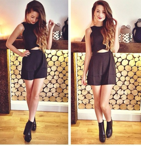 OUTFIT MONDAY: |Zoella| | Worthless Scoundrels