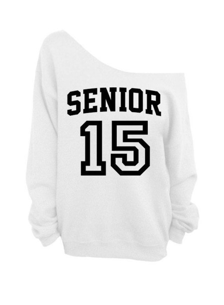 sweater senior 2015