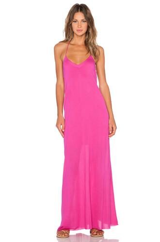 dress maxi dress maxi back pink
