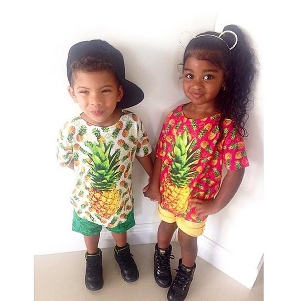 Guys Girl Toddler Swag Kids Fashion Kids Fashion