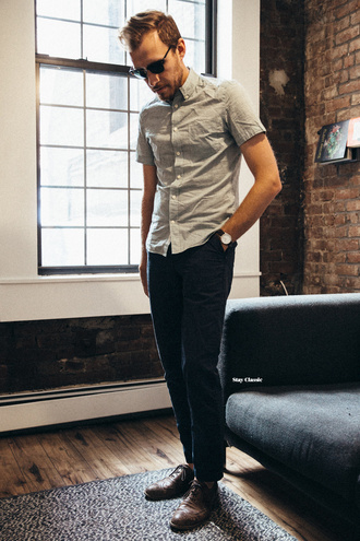 stay classic blogger shirt shorts pants sunglasses shoes belt jewels jacket