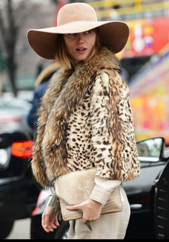 hat large felt wool summer fall outfits winter outfits fashion accessories