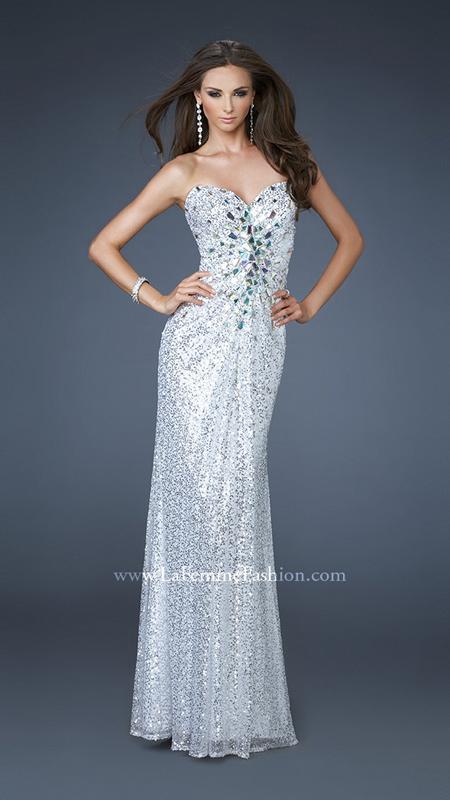 La Femme 18575 | La Femme Fashion 2014 -  La Femme Prom Dresses -  Dancing with the Stars