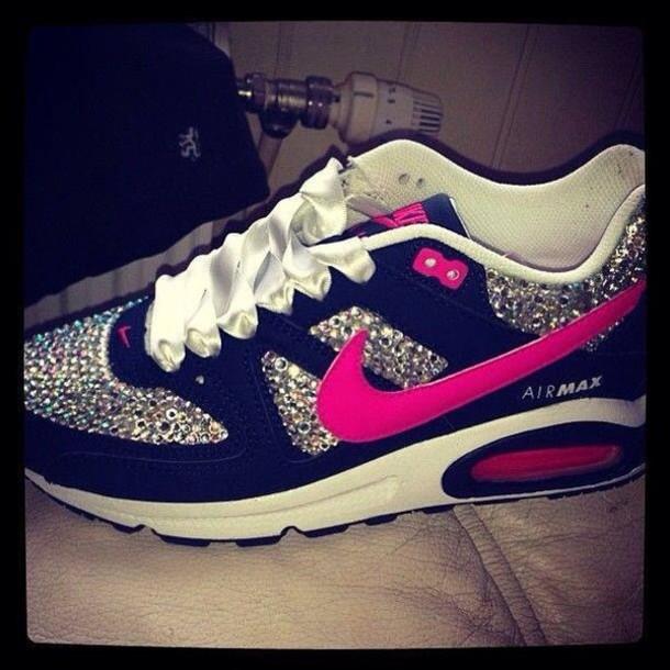 shoes air max shoes sneakers pink black diamond bcb409da57