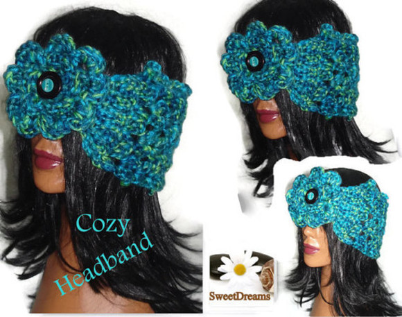 crochet hair accessories women gifts button headband headband girl fashion new girl gifts heaadbands buttons