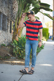 scout sixteen,blogger,t-shirt,jewels,menswear