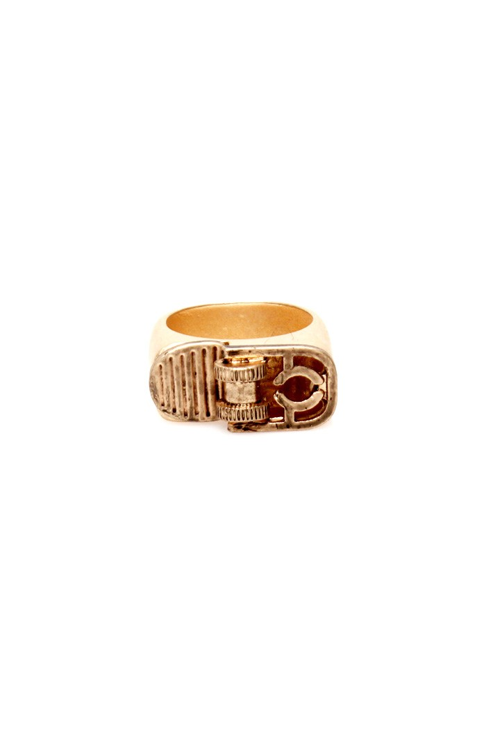 Lighter ring gold from lovemelrose