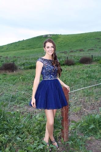 dress blue dress sequin dress jewels jems prom dress prom gown 2014 prom dresses backless prom dress short prom dress blue prom dress short dress style