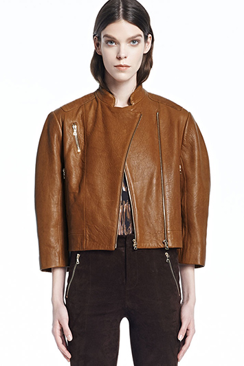 Constance Leather Jacket | J Brand