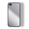 Silver mirror iphone 4/4s bumper case