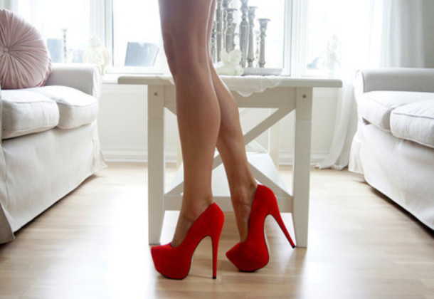 shoes high heels red shoes heels red heels red platform shoes pumps fuck me heels hot hipster neon high redheels bright red shoes pink high heels platform high heels