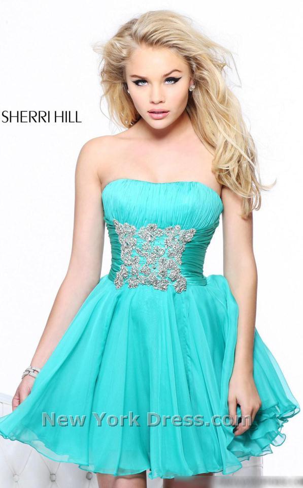 Sherri hill 1595 dress