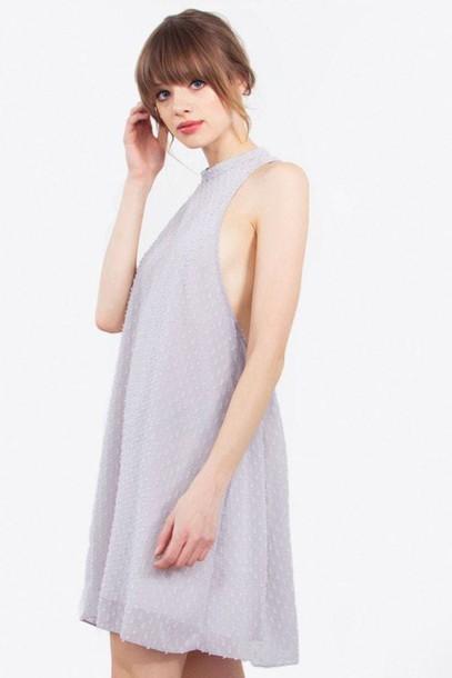 dress clothes grey sugar lips fully lined zipper closure bikiniluxe