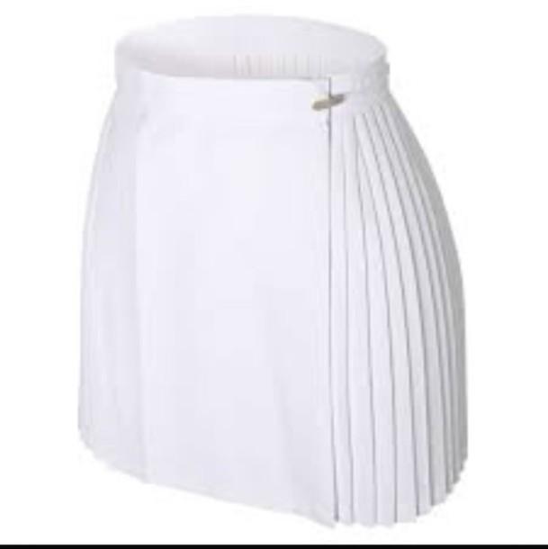 skirt, netball, umpire